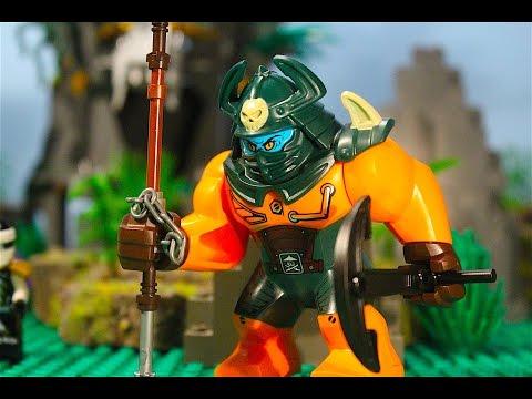 Lego ninjago piracy episode 5 tiger widow island phim - Ninjago episode 5 ...