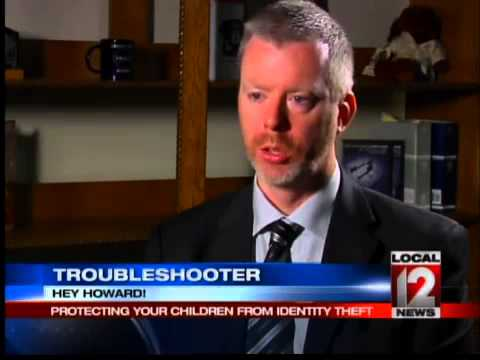 Howard Ain, Troubleshooter: Protecting Your Child from Identity Theft