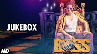 BOSS Full Songs Jukebox Akshay Kumar, Aditi Rao Hydari