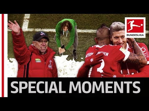 Ribery Record, Cool Celebrations and Fiery Emotions - Matchday 14 Mashup