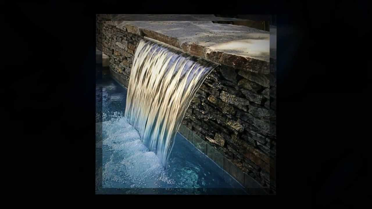 Diy Water Feature Ideas Youtube