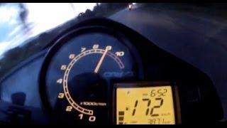 CB 300 R X NINJA 250 (ACELERANDO JUNTO, NÃO COMPETINDO
