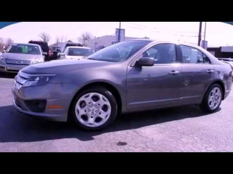 2010 Ford Fusion Certified Woodhaven MI