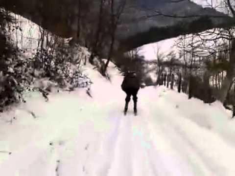 Spust u Bosni - Downhil in Bosnia