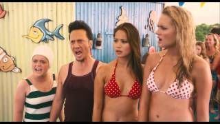 Grown Ups Water Park Canadian Guy Scene (720p HD)