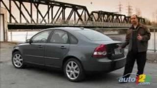 Volvo S40 Motor videos