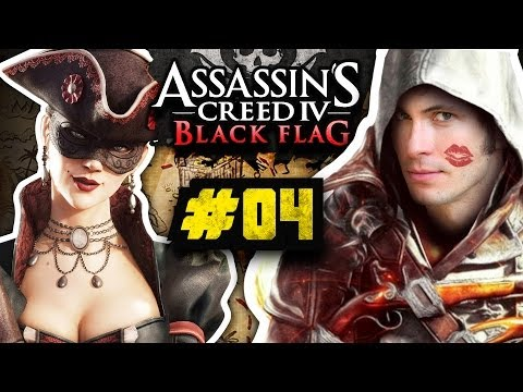 Assassin's Creed 4: Black Flag - HELLO LADIES