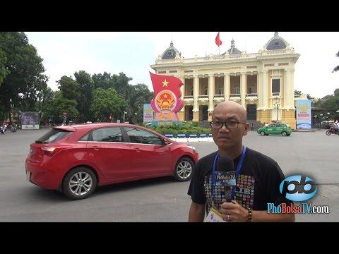 Hà Nội trước ngày đại lễ kỷ niệm 70 năm Quốc Khánh Việt Nam