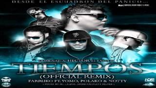 Tiempos Remix Farruko Ft Yomo, Polaco & Notty (Original