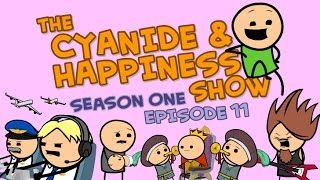 The Christmas Episode - S1E11 - Cyanide & Happiness Show - INTERNATIONAL RELEASE