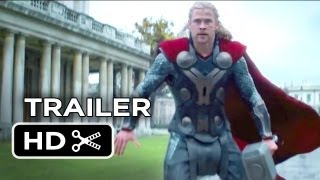 Thor: The Dark World Official Trailer #2 (2013) Chris