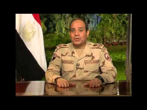 Egypt's Sisi to run for president, vows to tackle militancy