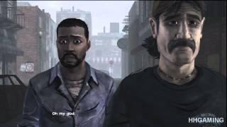 The Walking Dead Game Episode 4 Alternate Scenes