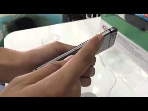 Hình ảnh mới nhất của mô hình iphone 6 tại Việt Nam.
