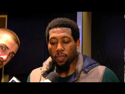 Raptors Post-Game: John Salmons