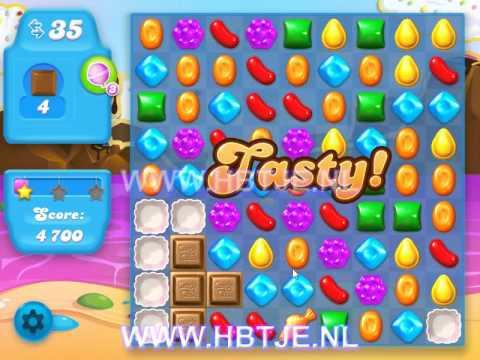 Candy Crush Soda Saga level 31