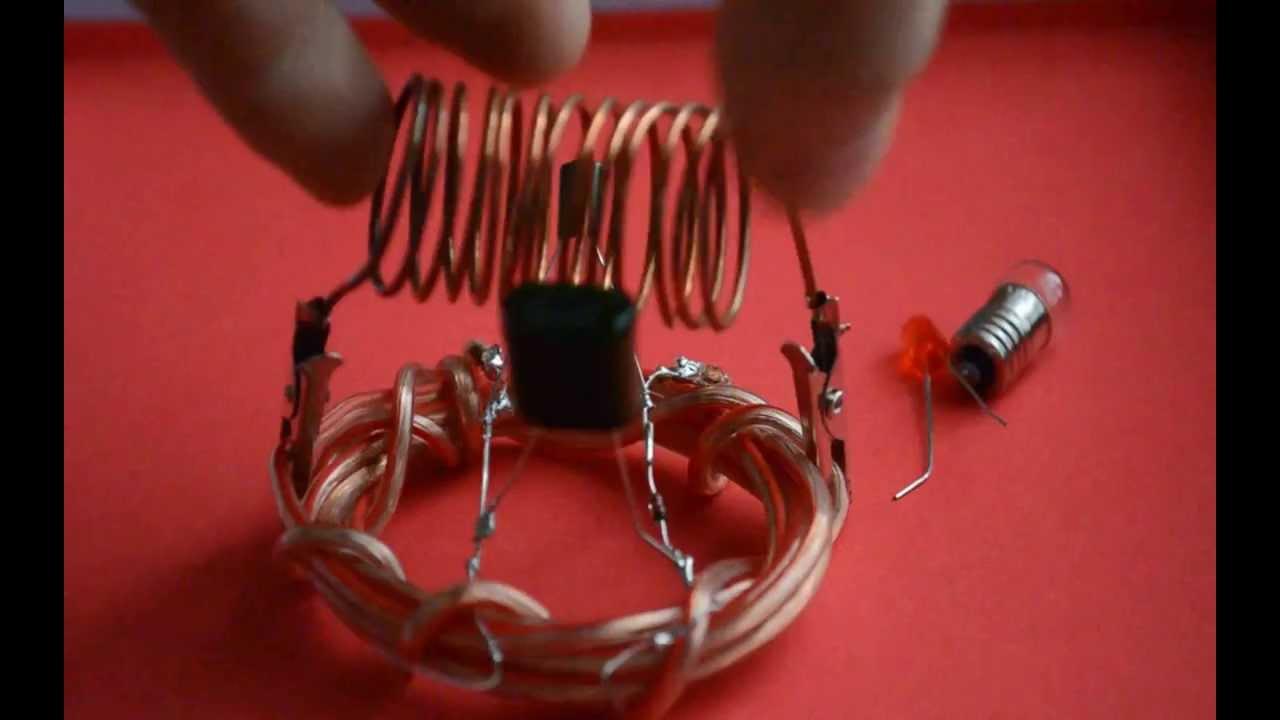 Как сделать электрический магнит 141