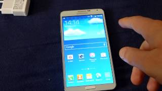 HDC Galaxy Note 3 N9000 Samsung Clone Testbericht / Review