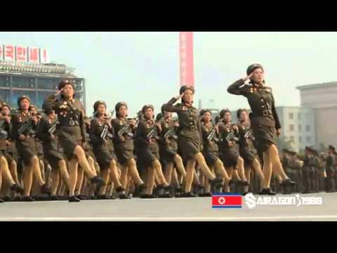 Sức mạnh quân sự CHDC ND Triều Tiên