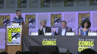 Doctor Who Vs The Doctor | SDCC 2017 | Doctor Who