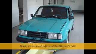Škoda 130LR replika.avi