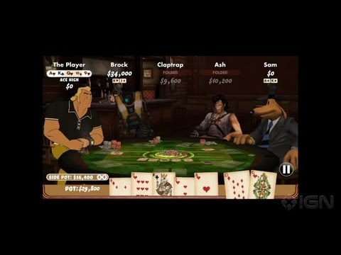 App Store Update - May 23: Poker Night, Zombies, Peeing, and More!