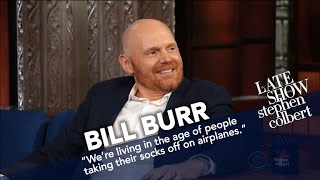 Bill Burr Blames Candy Stores For Making Everyone Sensitive