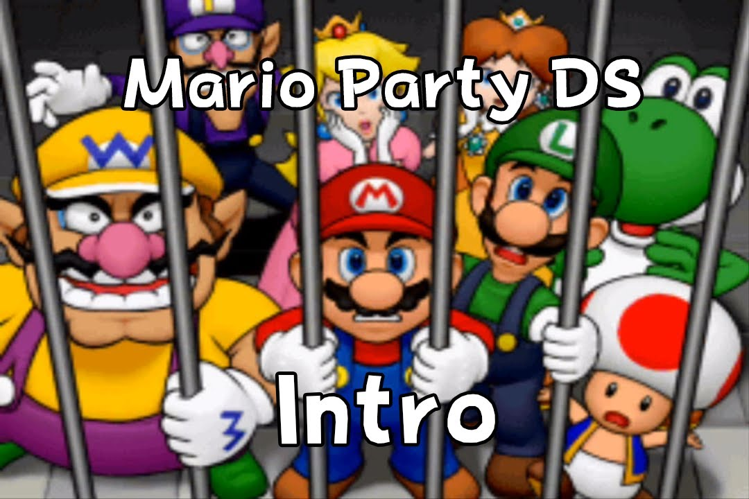 Mario Party Dsespanol
