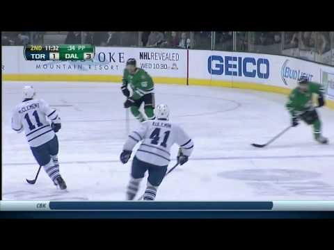 Toronto Maple Leafs vs Dallas Stars (23.01.2014)