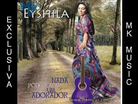 Eyshila - Nada pode calar um adorador (Exclusiva)