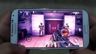 SAMSUNG GALAXY S4 TOP 10 GAMELOFT GAMING