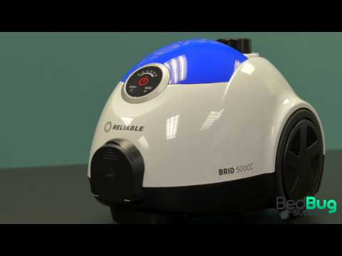 Reliable Brio 500cc Bed Bug Steamer Review