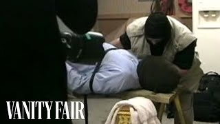 Watch Christopher Hitchens Get Waterboarded (VANITY FAIR