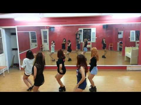 Number Nine / No.9 - T-Ara Dance Practice by St.319