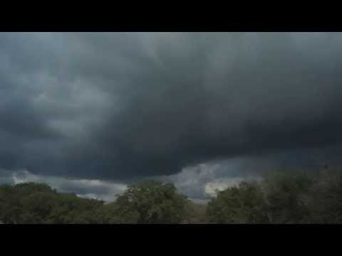San Antonio-Helotes Storm Animation 9-10-13