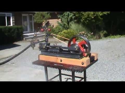 eBay Steam Engine Flyball Governor