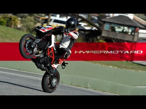 MotoGeo First Ride Review - Ducati Hypermotard