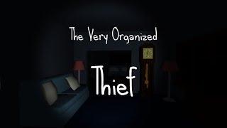"""EDUCATIVO""!- The Very Organized Thief (indie Game"