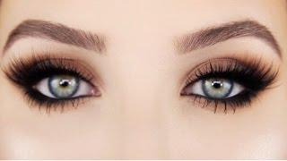 How To: Easy Smokey cat Eye | Jaclyn Hill