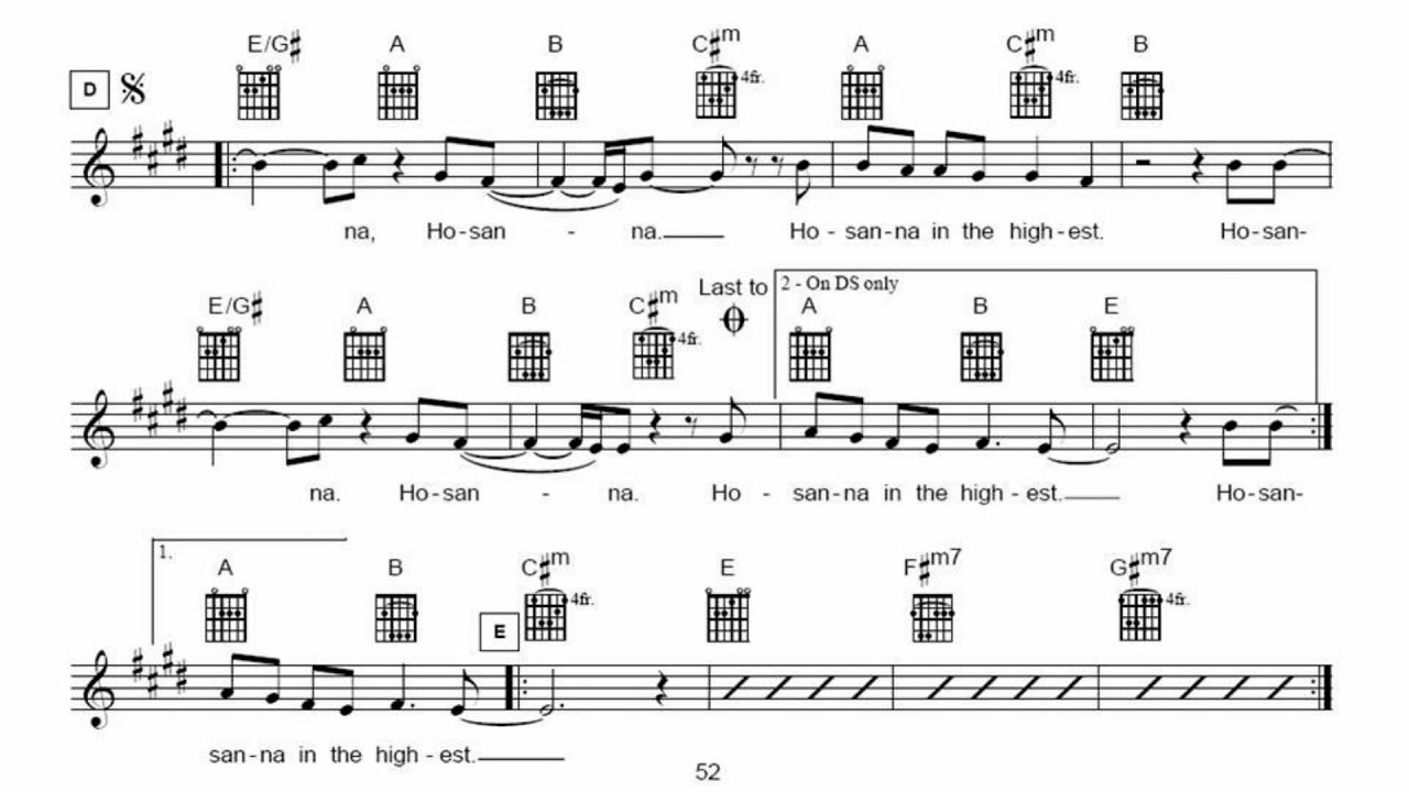 oceans hillsong united sheet music pdf