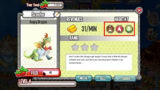 Dragon City Angry Dragon And Tips How To Get Him W/out Any