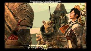 Dragon Age 2 Funniest Moments #8: Qunari Relations