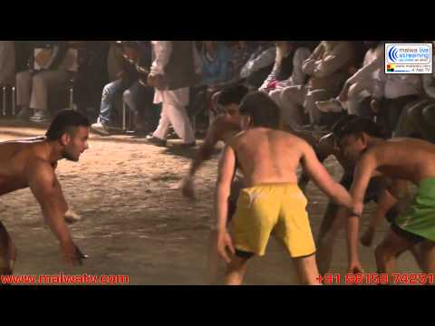 CHAUKIMAN (Ludhiana) Kabaddi Cup - 2014. Part 2nd.