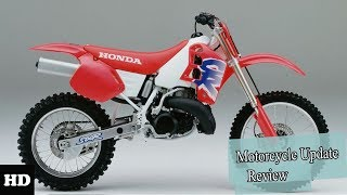 New 2018 Honda Cr500 94hp And Extremely Light Mp3toke