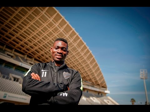 VIDEO: Ghana ace Christian Atsu speaks on impressive Malaga debut