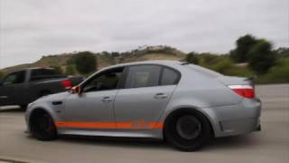BMW M5 INSANE Sound!!! Huge Accelerations and Revs!!! videos