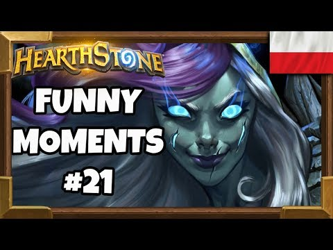 Hearthstone Funny Moments PL #21 - RYCERZE MROŹNEGO TRONU / Hearthstone Polska
