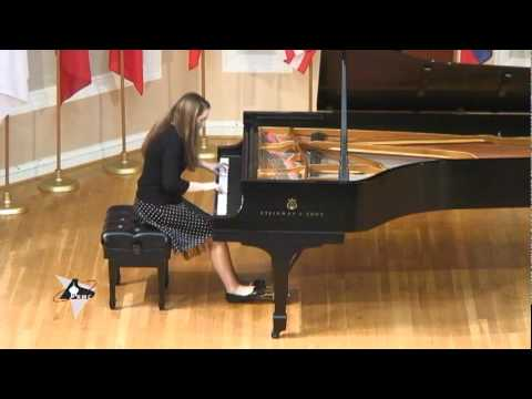 Bach Prelude and Fugue in G major Book II by Rachel Breen (14)