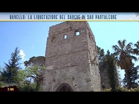 Ravello: la liquefazione del sangue di San Pantaleone