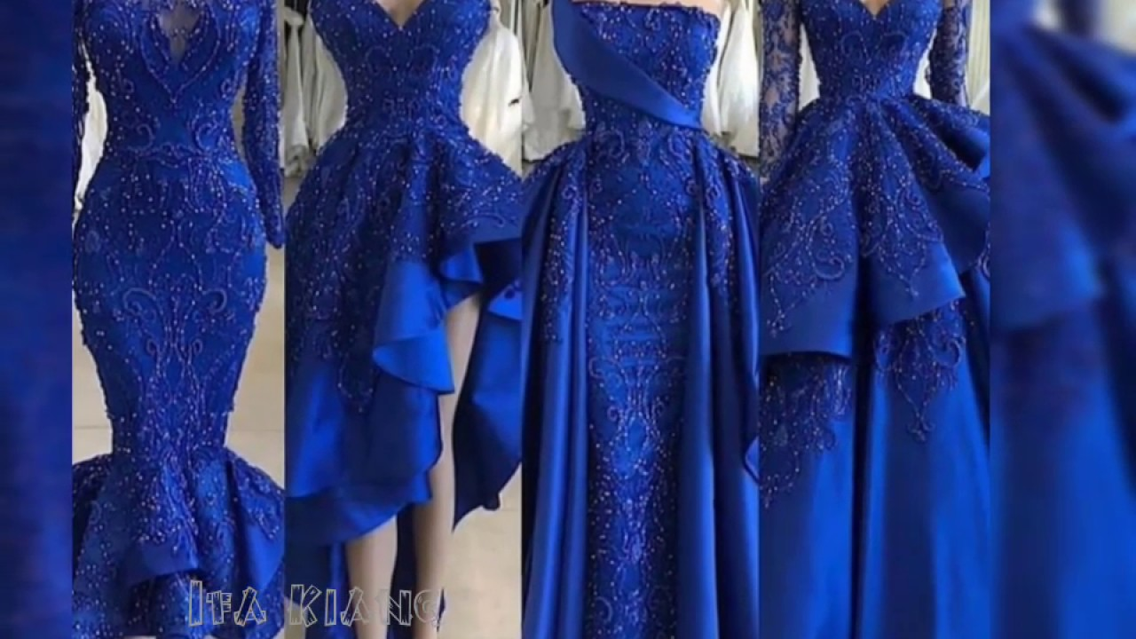 Warna Tema Perkahwinan Biru Pink